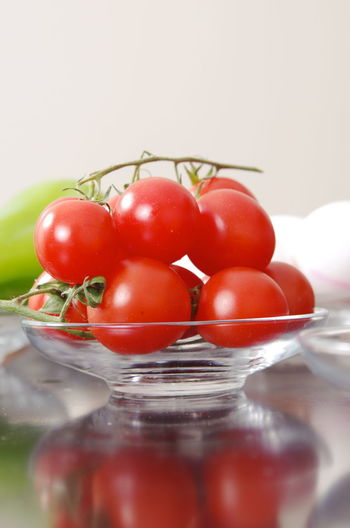 Bowl Cherry Tomatoes Close-up Day Food Food And Drink Freshness Fruit Healthy Eating Indoors  Nature No People Red Tomato Tomatoes Water