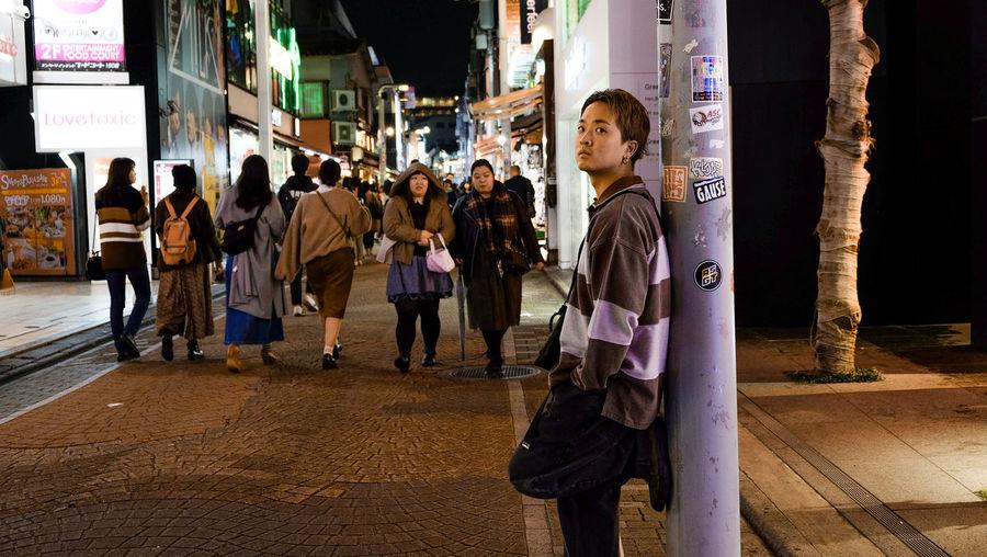 harajuku boy Style Model Boy Men Fashion Fashion Model Street Streetphotography Tokyo Japan Harajuku City Street City Street