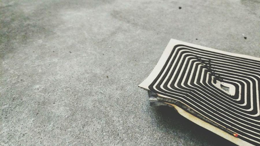 Paper Mosquito Coil Simplicity Surprise Check This Out Summer Tool EyeEm Taiwan Rainy 紙蚊香-我請咖啡廳的老闆幫我點蚊香,結果他拿出三張紙,當下我以為他要燒紙錢驅蚊...😑😑😑 Street Photography