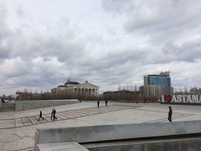 Showcase April Astana