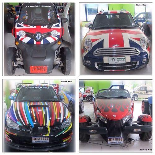 Victor Noc Art 🎱 Nong Nooch Tropical Bothanical Garden Car Show In Nong Nooch Park Thailandia 2016 Pattaya City