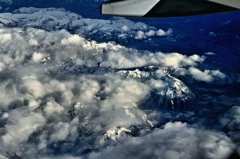 Vom Flugzeug Aus Eye4photography  EyeEm Nature Lover Landscape Flying EyeEm Best ShotsClouds And Sky Landscape_photography Sea And Sky From An Airplane Window