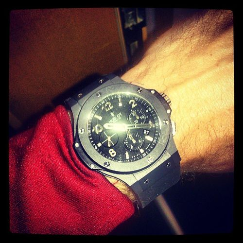 Ko bom vlki (3).. HUBLOT Watches