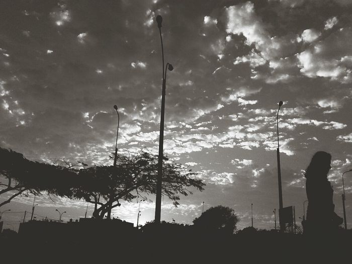 Sunset with the Capa Filter. Streetphotography Don't Be Square