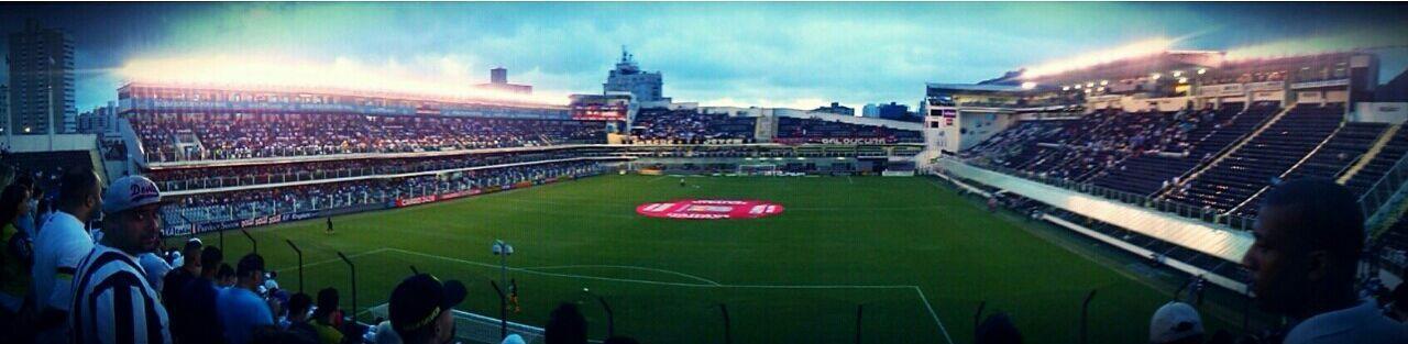 Vila Belmiro Santos Futebol Clube Sfc  Santosfc First Eyeem Photo