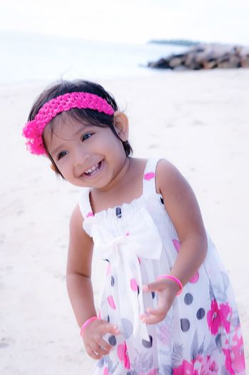Lovely Cool Kids Kidsphotography Fashion&love&beauty Girl Fashion Deceptively Simple Smile Face Nature