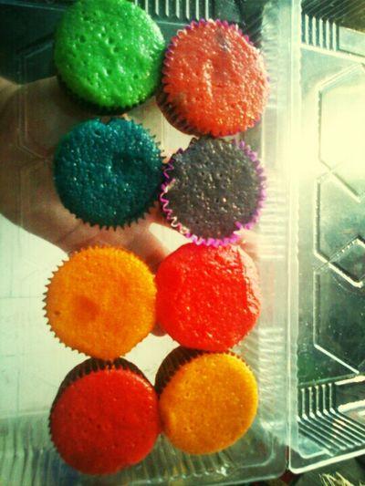 Cupcake Colors Cupcakes Times