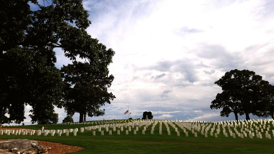 The Chattanooga Military Cemetary First Eyeem Photo