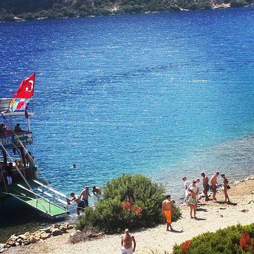 Kamelyaisland Marmaris Shiptour Türkiye