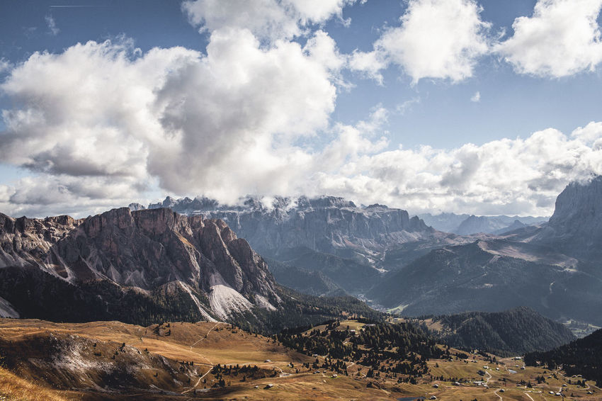 The mountain series / Canon 5d / 35mm 35mm Beauty In Nature Cloud - Sky Day Environment Formation High Land Landscape Mountain Mountain Peak Mountain Range Nature No People Non-urban Scene Outdoors Range Rock Scenics - Nature Sky Tranquil Scene Tranquility Travel