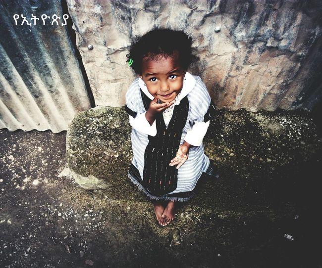 Little Girl Ethiopia Love Photography Ethiopian Photography