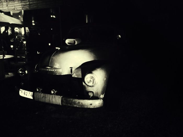 RatRod Mechanic Chevy Truck