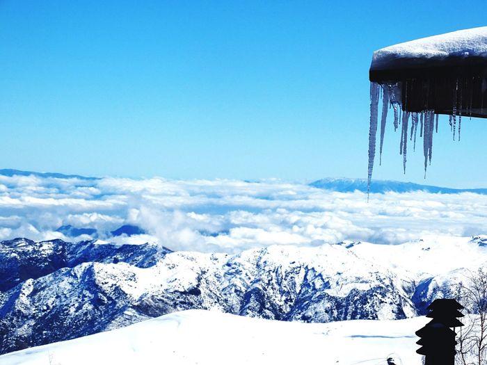 """Laparva Snow Winter Nature Chile """"invierno en el corazón """""""