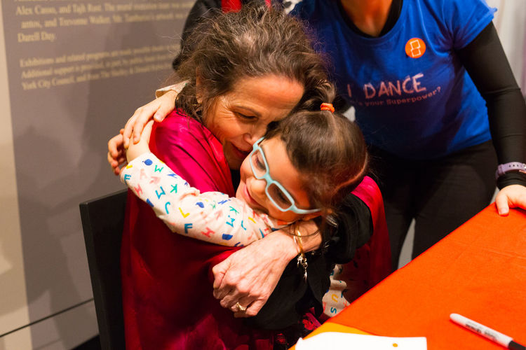"Julia Alvarez's impact on ""kids of all ages"" was pretty damn obvious on Saturday, March 4th at the Sugarhill Children's Museum. Event presented by Word Up Community Bookshop/Librería Comunitaria and Seven Stories Press."