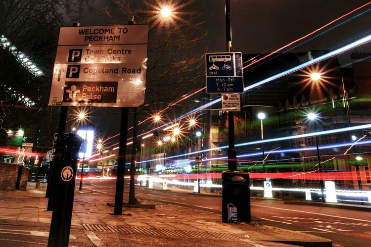 My home town ❤? Streetphotography Long Exposure SouthLondon The EyeEm Facebook Cover Challenge