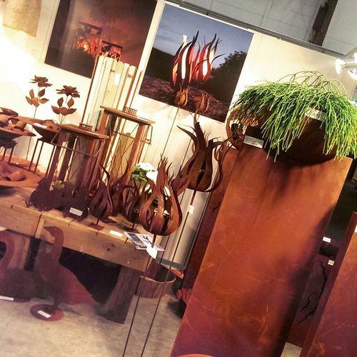 Designs by Danashave ? Formland Formlandnews Designblog danishdesign design vasen iron gardenstyle garten decorating dekoration designnews metalldesign