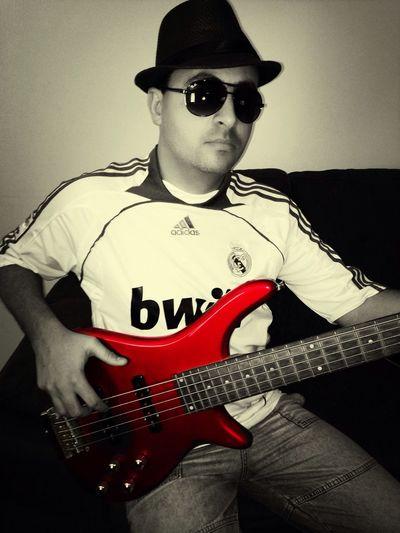 Music Bass Musician That's Me