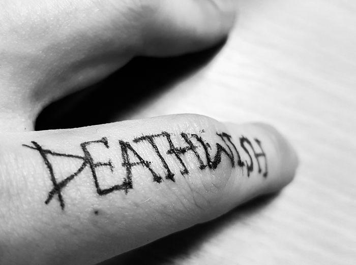 Deathwish Hand