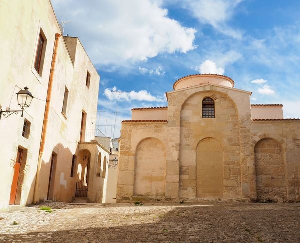 EyeEm Selects Architecture Built Structure Building Exterior Religion Sky Arch History Cloud - Sky Day Outdoors Place Of Worship Spirituality No People Puglia Otranto Italy