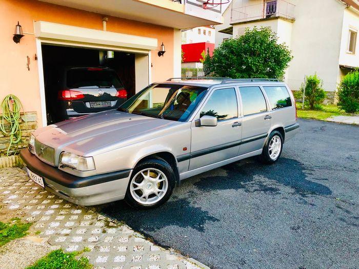 my Volvo 850