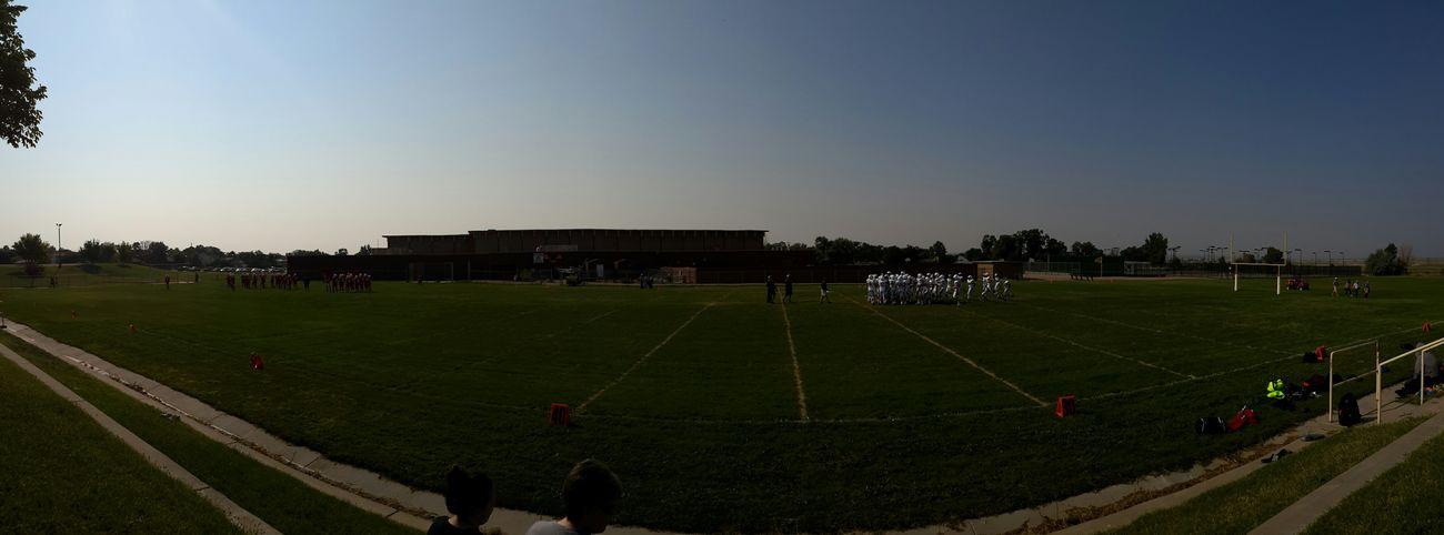 That time of year... Football High School Football Pueblo, CO Football Season Center Offensive Line