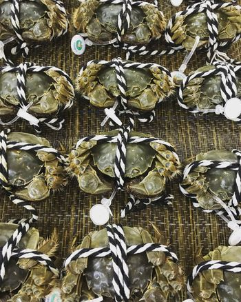 Crab Crabs Seafoods SeafoodLover Seafoodmarket Seafood Yum:) SEAFOOD🐡 Seafoodporn