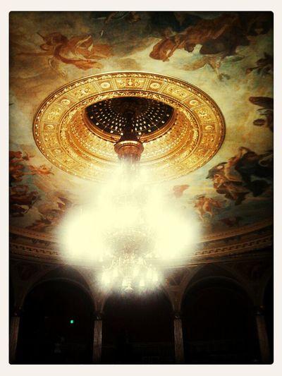 In The Opera