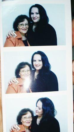 My mom))