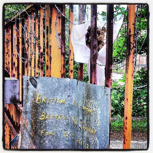 Rusty gate 2