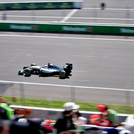 Motion Outdoors Adults Only People One Person Day Drone  Adult Cars F1 F1Mexico Lewishamilton Mercedes-Benz Petronas