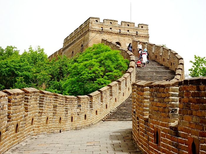 Great Wall Of China Ancient Travel Destinations Architecture Travel Outdoors Tourism Ancient Civilization China Chinese Style Historical