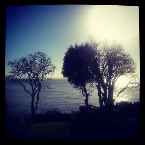 Home Viewfrommybedroom France Brittany seaside winter