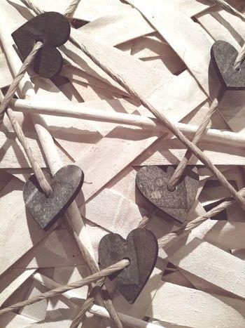 Heart strings 💕 Heart Hearts Heartshape Strings Attached Strings Straw Twigs Pretty Cute Love Lovehearts
