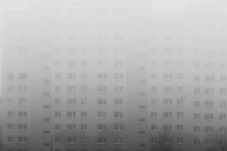 Foggy blocks