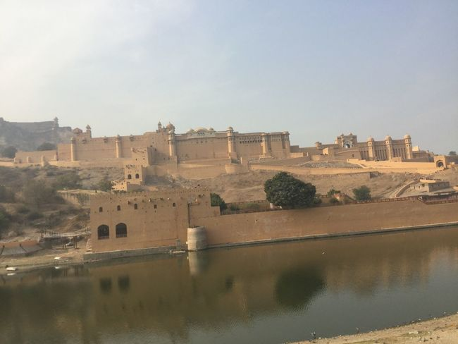 AMBER FORT EyeEm Selects Old Ruin Architecture Sky No People Desert Outdoors Cityscape