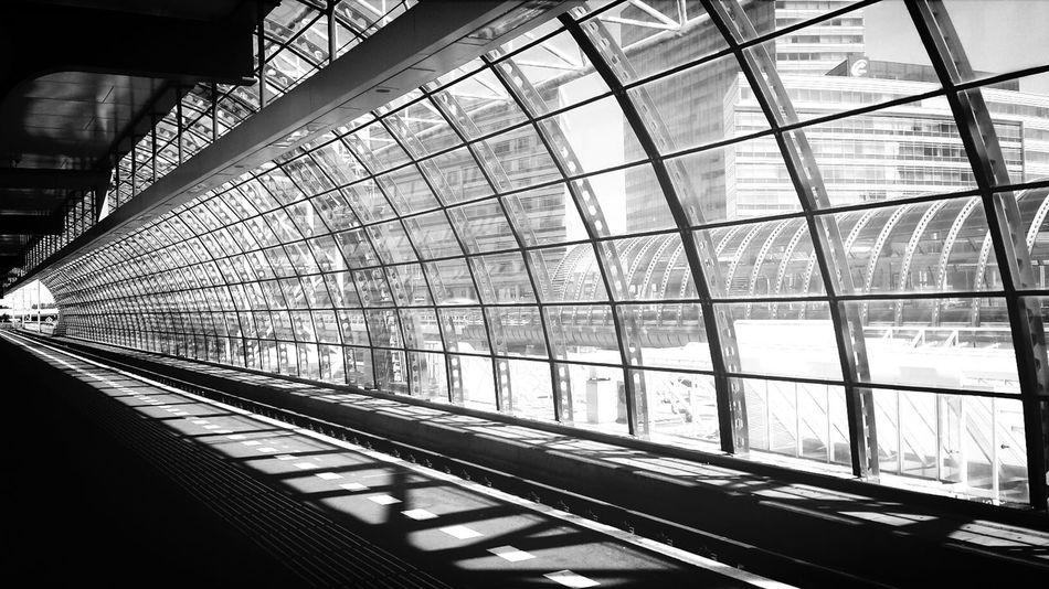 Trainstation Architecture_bw The Street Photographer - 2014 EyeEm Awards Amsterdam The Street Photographer - 2015 EyeEm Awards The Architect - 2015 EyeEm Awards