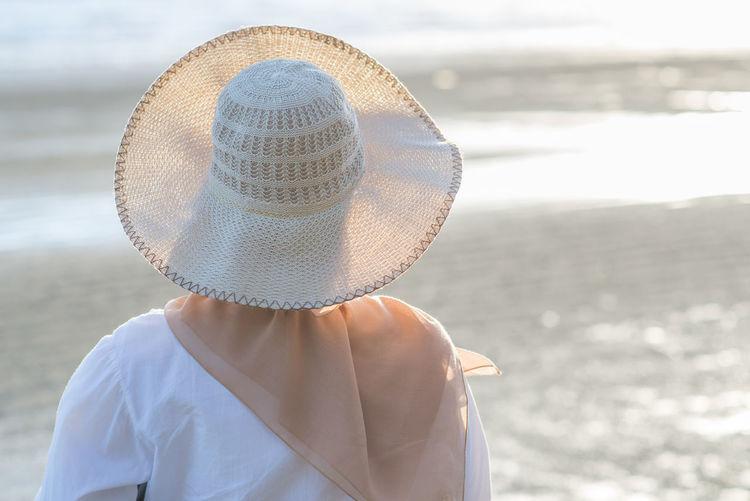 Beach Hat One
