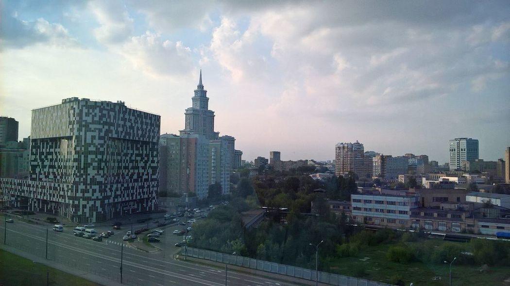 First Eyeem Photo Moscow City Aviapark