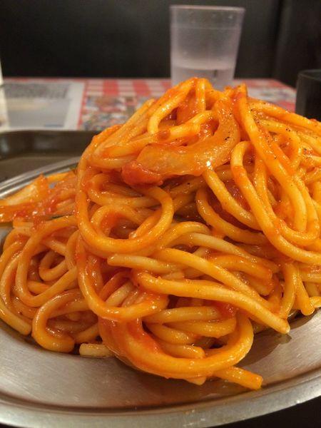 ナポリタン スパゲティ スパゲッティ パスタ Mealtime