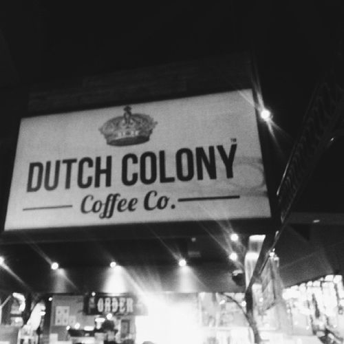 Coffee drinkers make better lovers and so are Granola eaters. @dutchcolony Theediblecompany Pasarbellagoestotown ILight Granola
