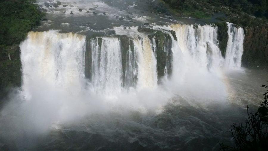 Cascate Di Igussu Brasile