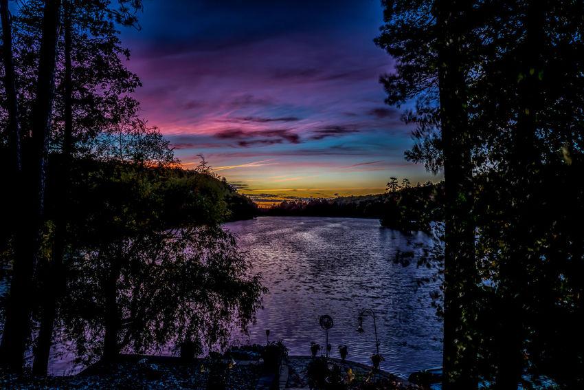 Breathing Space Catherine Lake Morning Ontario Canada Ealrymorning Lake Sunrise