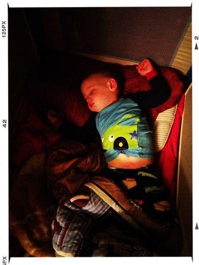 Precious Baby Fast Asleep