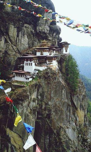 Bhutan Tiger's Nest Paro Travel