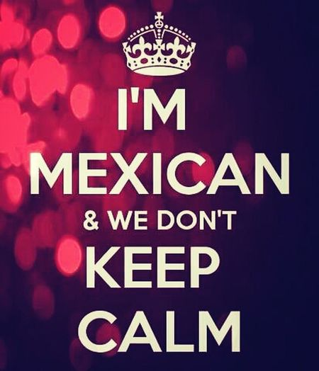 Mexican <3