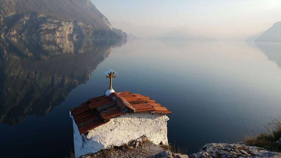 Iseo Lake Water
