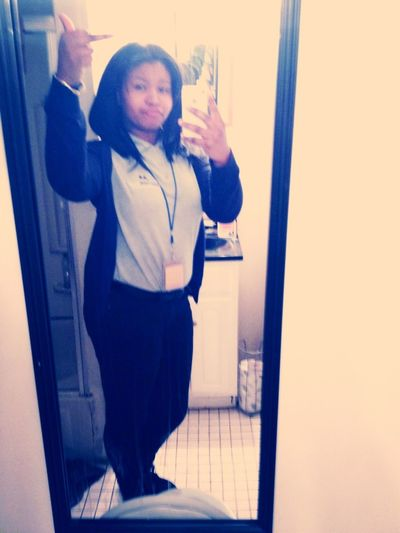 On Ma Way Too School .!