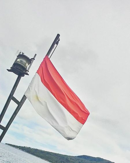 Red as Blood,White as Bone. My Indonesian Flag. Proud to born as Indonesian INDONESIA NKRI Merahputih
