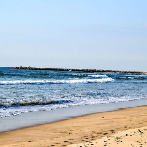 The sea near my hometown Braga, Portugal Sea Water Ocean Wave Waves Blue Ripple Ripples Nature Beautiful Horizon Est Oceano Onda Seaside Sky Clouds Cloud Seascape Ignaturale Seascapes Natur Irox_water Ic_water Tagsta tagsta_nature