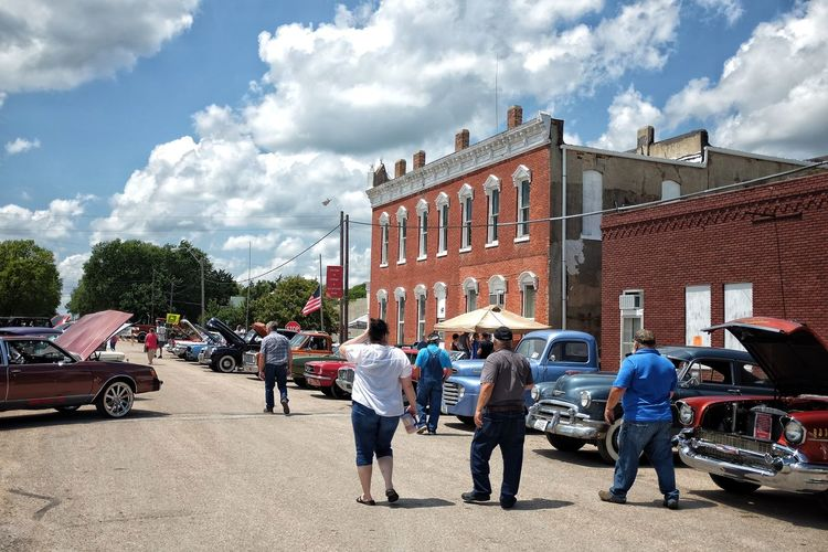 2016 Old Settlers Picnic Village of Western, Nebraska Americans Architecture Building Exterior Camera Work CarShow Celebration City Street Classic Car Cloud - Sky Color Photography Event Main Street USA Old Settlers Picnic Photo Essay Photography Photojournalism Small Town America Small Town Life Small Town USA Street Photography Streetphotography Summertime The Way Forward Walking Western Nebraska
